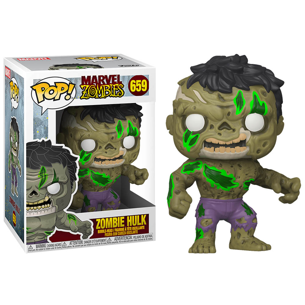 Funko POP: Marvel Zombies - Zombie Hulk 10 cm
