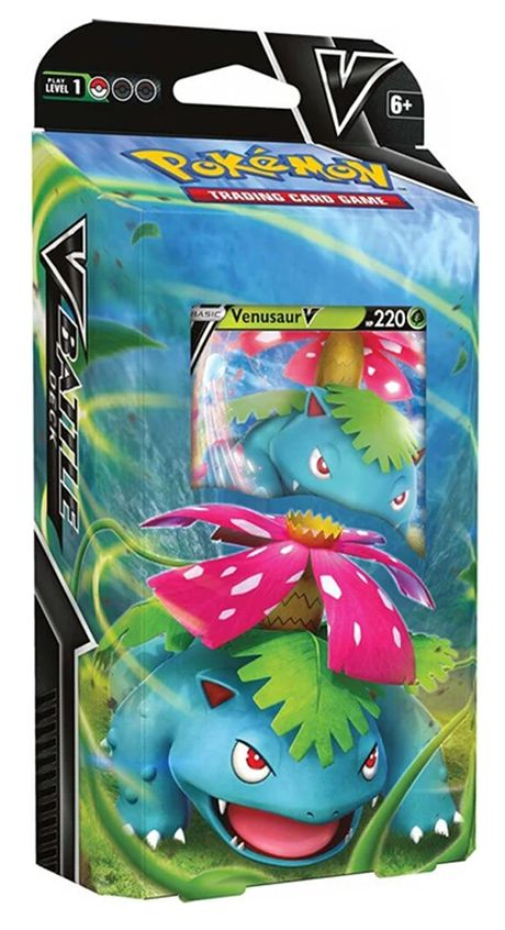 Pokémon TCG: V Battle Deck - Venusaur