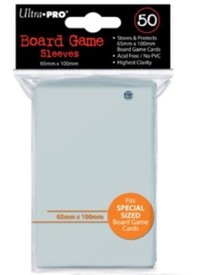 Obal Board Game Sleeves UP (50) 65x100mm