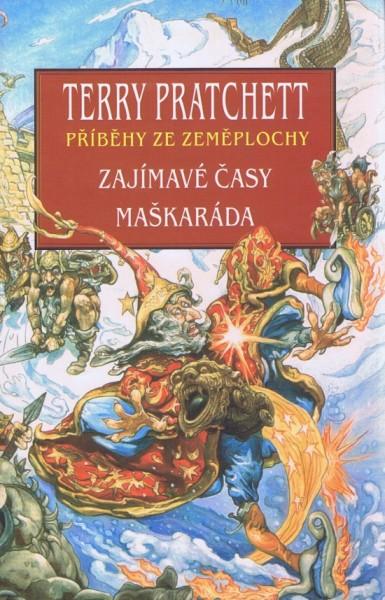 Kniha Maškaráda (Terry Pratchett)