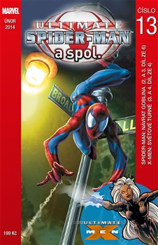Ultimate Spider-Man a spol. 13