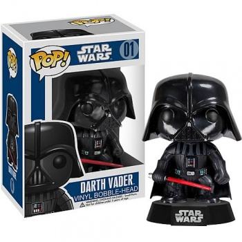 Funko POP: Star Wars – Darth Vader 10 cm