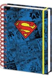 Zápisník - Superman Notebook A5
