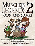 Munchkin Legends EN 2 - Faun and Games