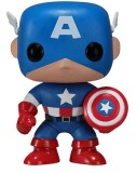 Funko POP: Captain America (Marvel Comics) 10cm