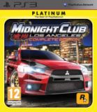 BPS3 Midnight club: Los Angeles Complete Edition (BAZÁR)