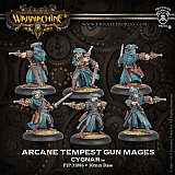 WM Cygnar - Arcane Tempest Gun Mages Unit