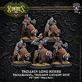 WMH Trollbloods - Trollkin Long Riders Cavalry Unit