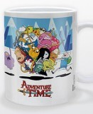 Šálka Adventure Time Mug Ball Of Fun