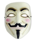Maska - V for Vendetta Replica Guy Fawkes Mask