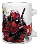 Šálka Marvel Comics Mug Deadpool Have to Go