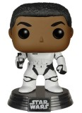 Funko POP: Star Wars Episode VII - Stormtrooper Finn with Blaster 10cm