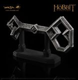 The Hobbit Replica 1/1 Key to Erebor 13 cm