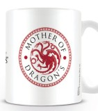 Šálka Game of Thrones Mug Mother Of Dragon's