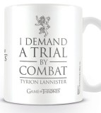 Šálka Game of Thrones Mug Trial By Combat