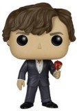 Funko POP: Sherlock - Sherlock with Apple 10 cm