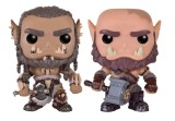 Funko POP: Warcraft Movie - Durotan & Orgrim 2-Pack 10 cm
