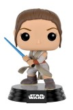 Funko POP: Star Wars Episode VII - Rey (Battle Pose) 10 cm