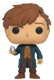 Funko POP: Fantastic Beasts - Newt 10 cm