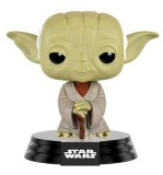 Funko POP: Star Wars - Dagobah Yoda 10 cm