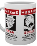Šálka Rick and Morty Mug Wanted