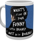 Šálka Sherlock Mug What's It Like
