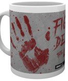 Šálka Walking Dead Mug Hand Prints