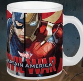 Šálka Captain America Civil War Mug Choose Your Side