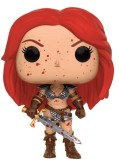 Funko POP: Conan The Barbarian - Red Sonja (Bloody) 10 cm