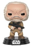 Funko POP: Star Wars Rogue One - Weeteef Cyubee 10 cm