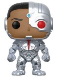 Funko POP: Justice League Movie - Cyborg 10 cm