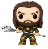 Funko POP: Justice League Movie - Aquaman  10 cm