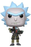 Funko POP: Rick and Morty - Weaponized Rick 10 cm