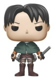 Funko POP: Attack on Titan - Levi 10 cm
