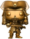 Funko POP: Pirates of the Caribbean Dead Men Tell No Tales -  Jack Sparrow Gold