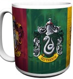 Šálka Harry Potter XL Mug Crests