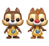 Funko POP: Kingdom Hearts - Chip & Dale 2-Pack 10 cm