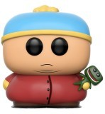 Funko POP: South Park - Cartman with Clyde 10 cm