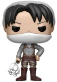 Funko POP: Attack on Titan - Cleaning Levi 10 cm