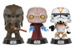 Funko POP: Star Wars - 3-Pack 2017 Fall Convention Exclusive 9 cm