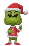 Funko POP: Grinch - Grinch in Santa Outfit 10 cm