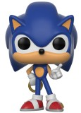 Funko POP: Sonic - Sonic with Ring 10 cm