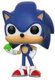 Funko POP: Sonic - Sonic with Emerald 10 cm