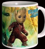 Šálka Guardians of the Galaxy 2 Mug Ravager Groot