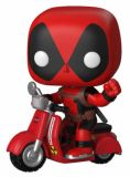 Funko POP: Deadpool & Scooter 10 cm