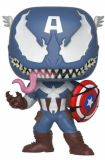 Funko POP: Venom - Venomized Captain America 10 cm