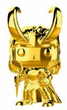 Funko POP: Chrome - Loki 10 cm