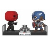 Funko POP: Movie Moments - Captain America & Red Skull 10 cm