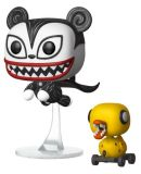 Funko POP: Nightmare before Christmas - Vampire Teddy & Duck 10 cm