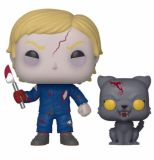 Funko POP: Pet Sematary - Undead Gage & Church 10 cm